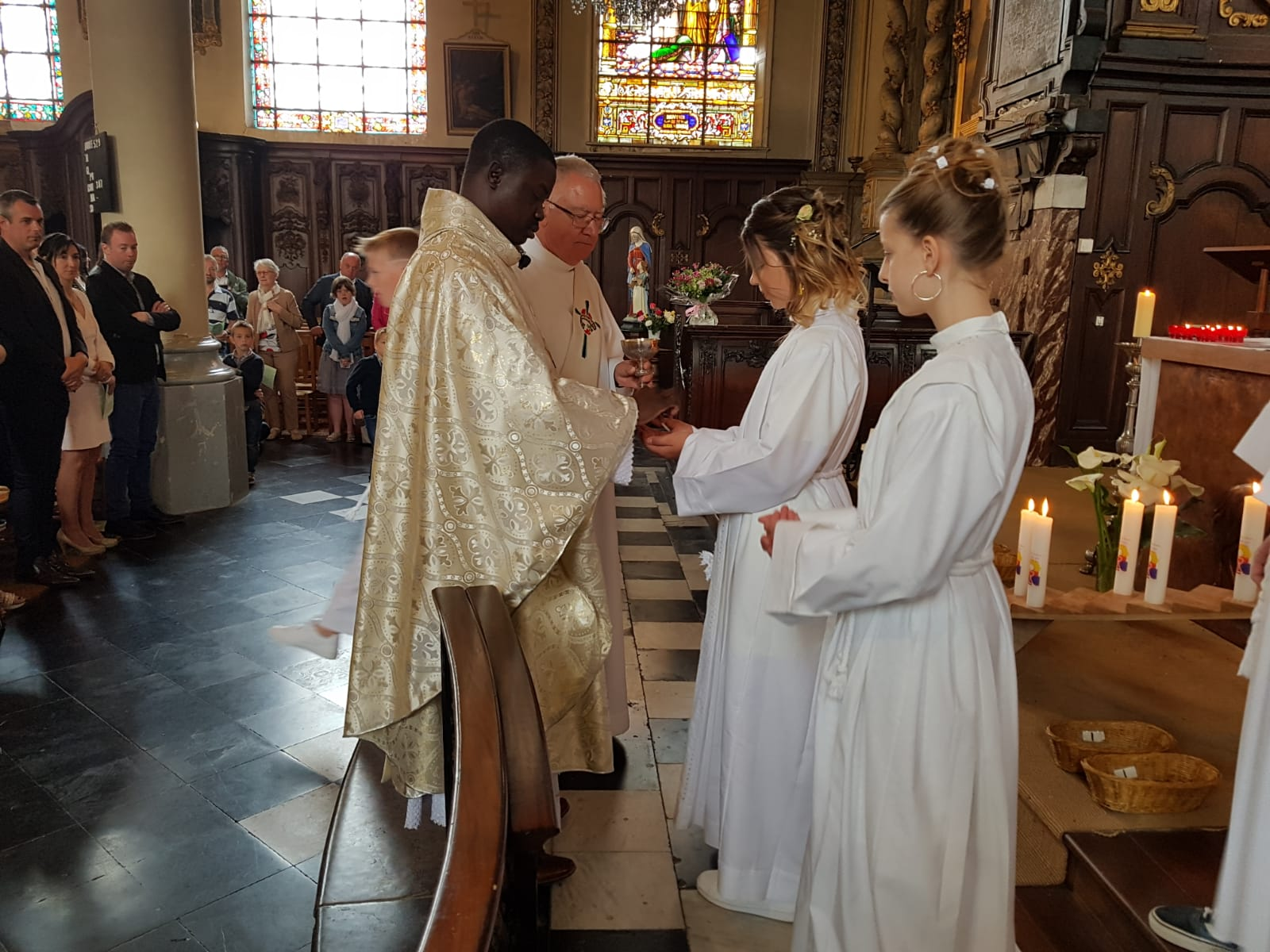 Profession de foi 2019/Communion
