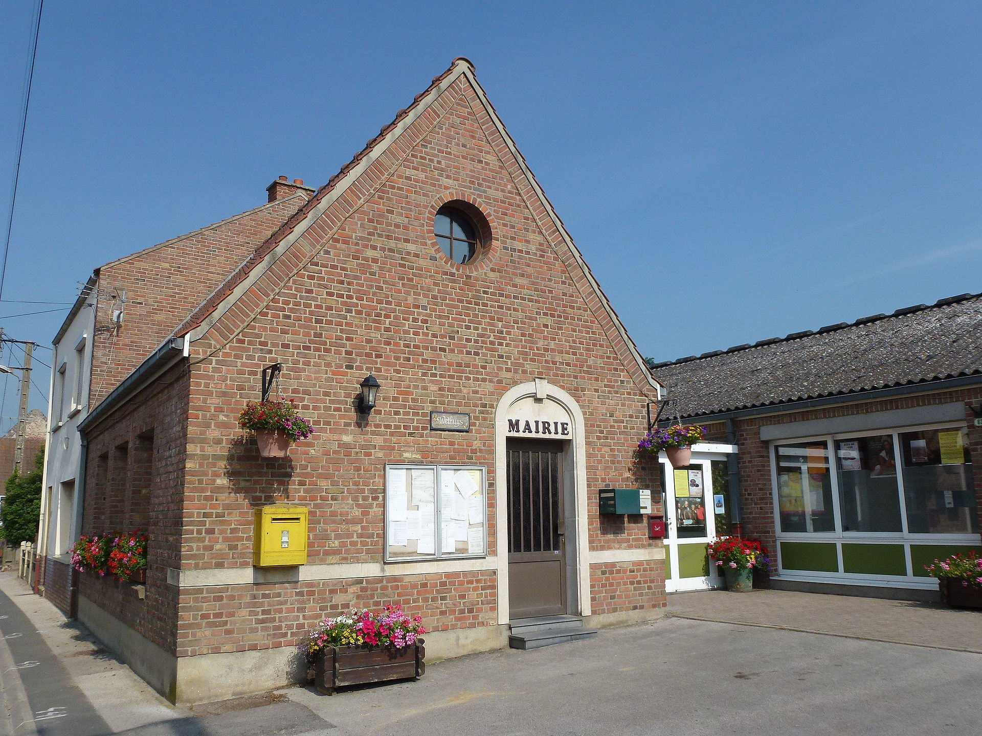 Wemaers cappel nord fr mairie